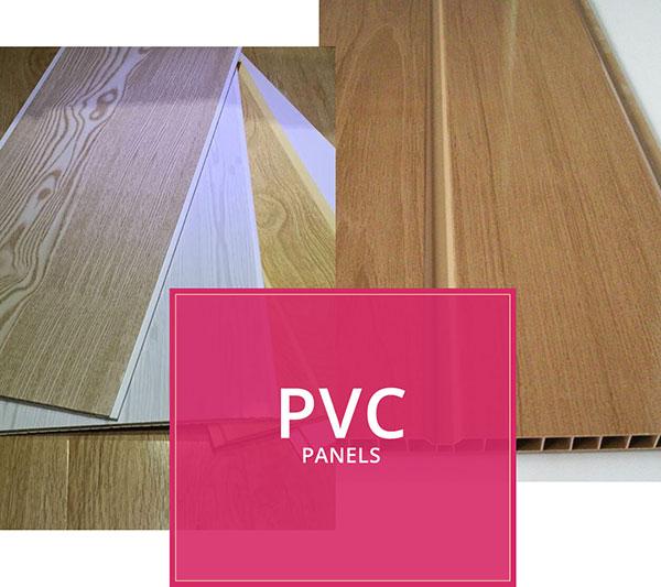 lminas de pvc para paredes